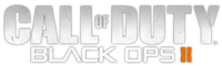 Black Ops II logo