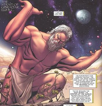 Atlas (Olympian) (Earth-616)