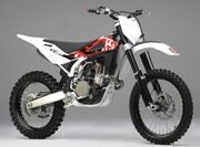 Husqvarna TC 450 Motocross Dirt Bike
