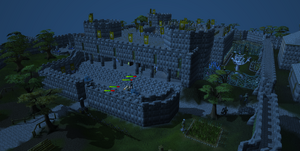 Defender of Varrock infobox