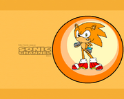 Speedy in sonic channel