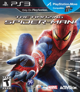 The Amazing Spider-Man - PS3 game 1