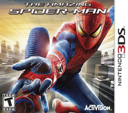 The Amazing Spider-Man - Nintendo 3DS game 1