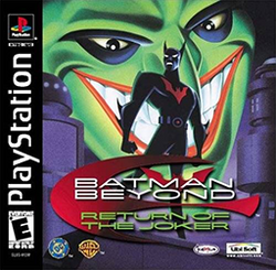 Batman Beyond Return of the Joker (Video Game) 2