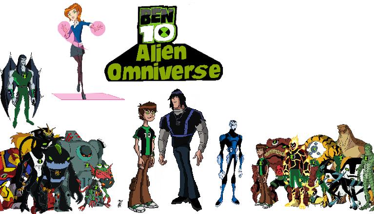 Ben 10 Omniverse Aliens