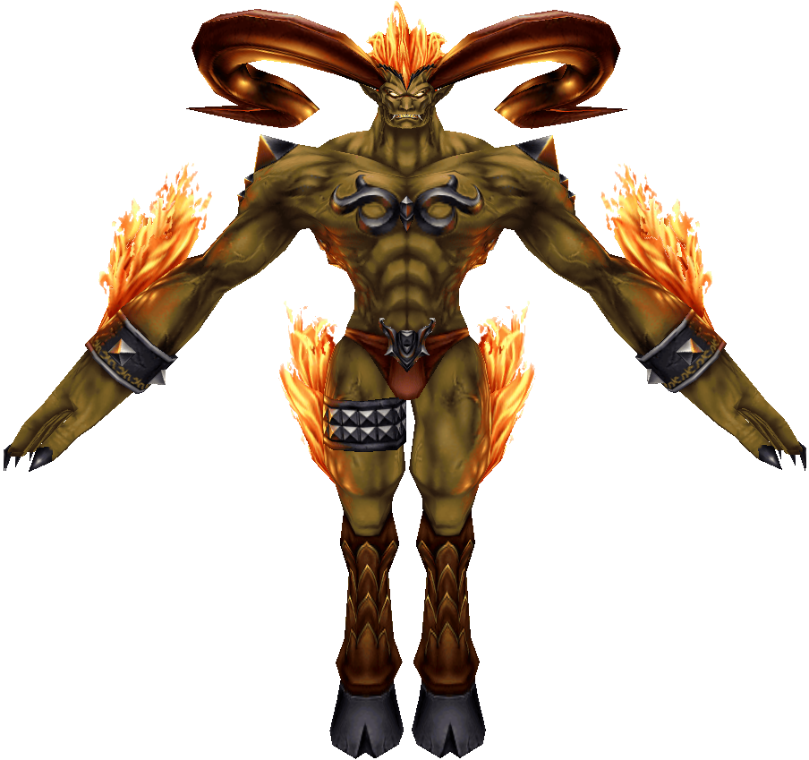 Final fantasy summons ifrit - photo#14