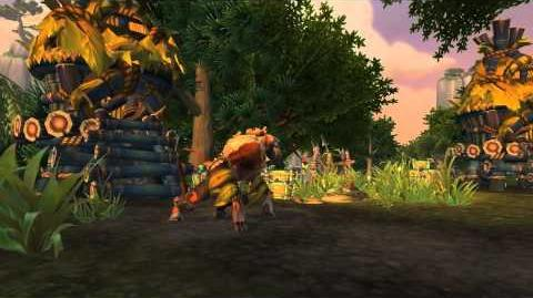World of Warcraft Mists of Pandaria - The Jade Forest