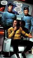 Kirk mccoy spock
