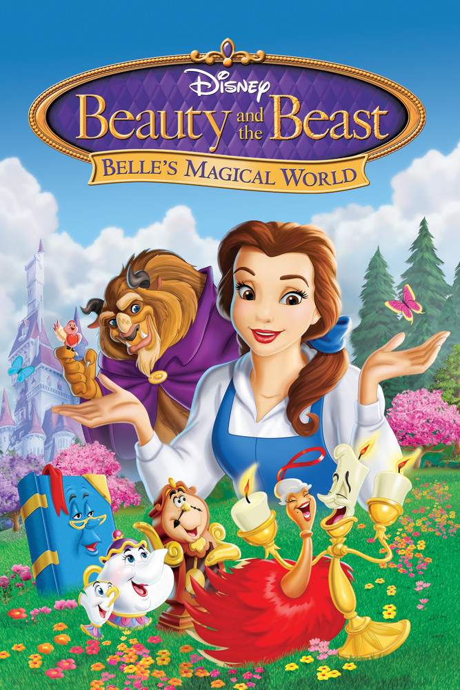 Belle S Diary Bohemian Style: Beauty And The Beast: Belle's Magical World