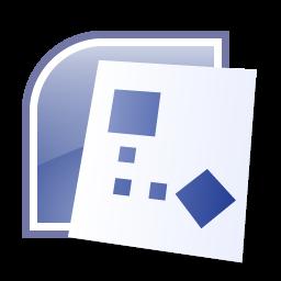 Microsoft Visio 2013 Logo
