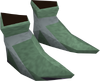 Absorption boots detail