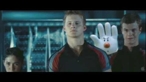 The Hunger Games - Hamburger Helper Trailer