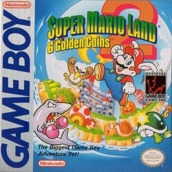 Super Mario Land 2 6 Golden Coins (NA)