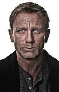 Mikael by Daniel Craig