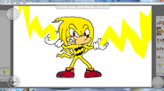 Thunder the Echidna