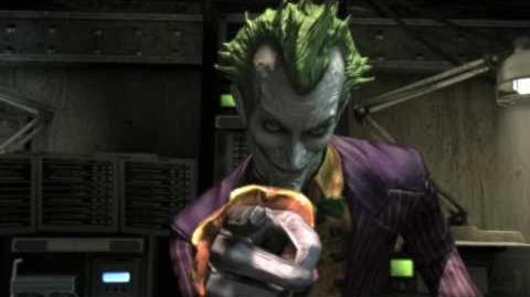 Batman Arkham Asylum Teaser Trailer (16 KB).