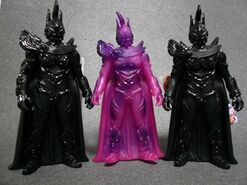 Alien Emperor toys