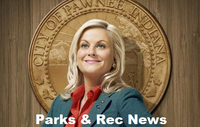 Parks and rec news