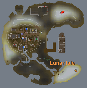 Lunar Isle map