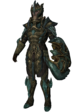 Glass Armor Male