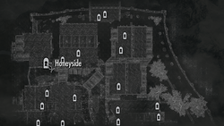 Honeyside Map