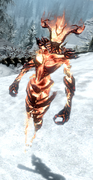 TESV Flame Atronach
