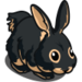 Tan Rabbit-icon