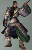 DW5 Guan Yu Alternate Outfit