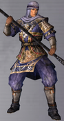 DW5 Xu Huang Alternate Outfit