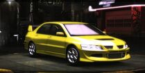 Nfs underground 2 mitsubishi lancer evolution viii