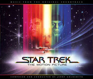 Star Trek TMP expanded soundtrack cover