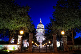 Senate Building of the Kingdom of Texas