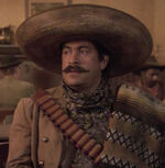 Mexican Bandito, Deadwood