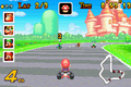 Peach Circuit - Mario Racing - Mario Kart Super Circuit.png