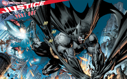 Batman-Justice League Part One
