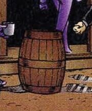 Barrel Malibu Comics