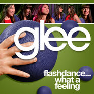 Glee - flashdance