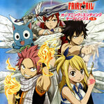 Fairy Tail Intro &amp; Outro Themes Vol 1