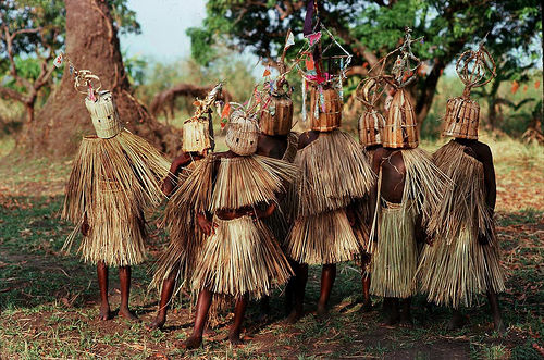 Naked African Tribal Men http://tribalspedia.wikia.com/wiki/African_Tribes