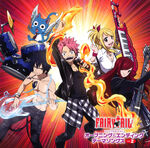 Fairy Tail Intro &amp; Outro Themes Vol 2