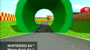 Mario Kart (VG) (1996) - Video Game Trailer