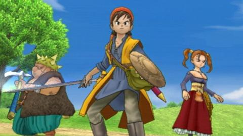 Dragon Quest VIII Journey of the Cursed King (VG) (2005) - PS, PS2
