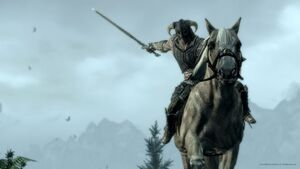 Mountedcombatskyrim