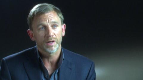 "Quantum of Solace (2008) - Interview Daniel Craig ""On exploring the character of James Bond"""