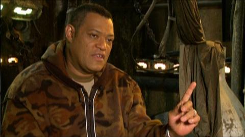 "Predators (2010) - Interview Laurence Fishburne ""On the film as a throwback to the original"""