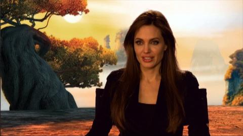 "Kung Fu Panda 2 (2011) - Interview ""Angelina Jolie On The Villain"""