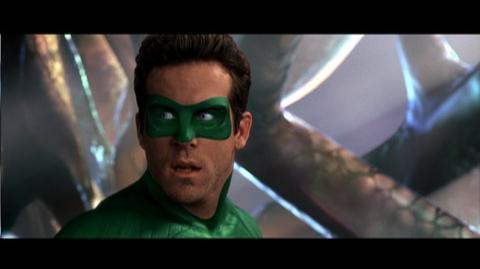 Green Lantern (2011) - Wondercon 2011 Trailer for Green Lantern