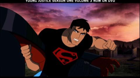 Young Justice Season One, Volume Three (2012) - Home Video Trailer for Young Justice Season One, Volume Three
