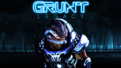 Grunt legacy by stealthero-d39ewnq