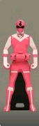 Pink Mask Ranger Key